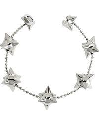 DSquared² Silver Metal Bracelet - Metallic