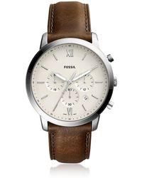 Fossil - Fs5380 Neutra Chrono Men's Watch - Lyst