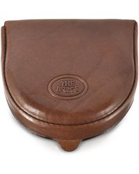 The Bridge - Story Uomo Leather Coin Purse - Lyst