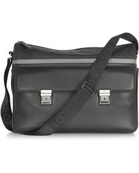 Giorgio Fedon - Life Leather Messenger Bag - Lyst