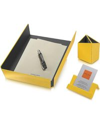 Giorgio Fedon - Charme - Yellow Desk Set - Lyst