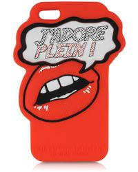 Philipp Plein | J'adore Plein Rubber Iphone 5 Cover | Lyst