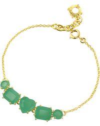 Les Nereides - La Diamantine 5 Glass Beads Bracelet - Lyst