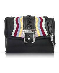 Paula Cademartori - Carine Leather Crossbody Bag - Lyst