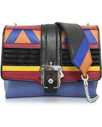 Paula Cademartori - Alice Multicolor Leather Shoulder Bag - Lyst