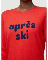 FRAME - Apres Ski Jumper - Lyst
