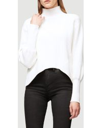 FRAME - Chenille Sweater - Lyst
