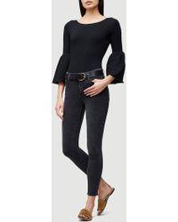 FRAME - Bell Bodysuit - Lyst
