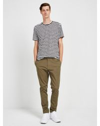 Frank And Oak - Pace Stretch-cotton Commuter Pant - Lyst