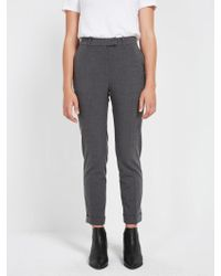 Frank And Oak - The Eleonore Dynamic-stretch Narrow Pant - Lyst