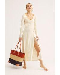 b74fd82e17 Free People - Starlight Maxi Dress By Fp Beach - Lyst