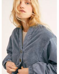 Free People - Main Squeeze Jacket - Lyst