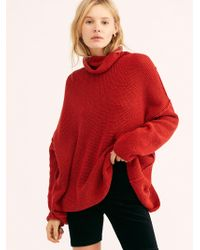 Free People - Cali Pullover - Lyst