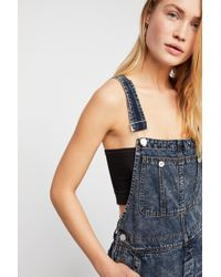 5d5d93ed2f53 Free People - The Boyfriend Overall By We The Free - Lyst