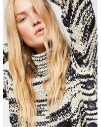 Free People - Sugar And Spice Sweater - Lyst