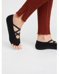 Free People - Elle Grip Sock - Lyst