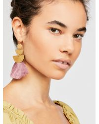 Free People - Alamo Single Earring By Sandy Hyun - Lyst