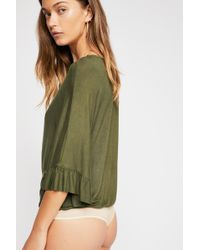 Free People - Get Low Bodysuit By Intimately - Lyst