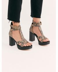 Free People - Party All Night Platform - Lyst