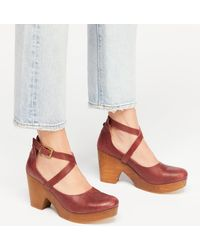 Free People - Buena Vista Clog By Fp Collection - Lyst