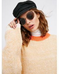 Free People | Forget Me Not Aviator | Lyst