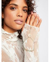 Free People | Madrid Rosary Hand Wrap | Lyst