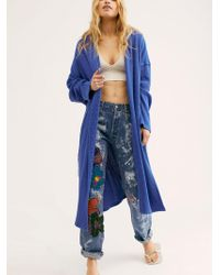 Free People - Layover Cardi - Lyst