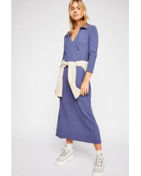 Free People - Moonlight Maxi Dress By Fp Beach - Lyst