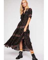 Free People - Rare Feelings Maxi Dress - Lyst