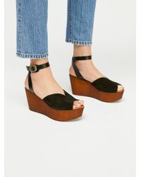 cd6595032978 Free People - On Holiday Platform By Seychelles - Lyst