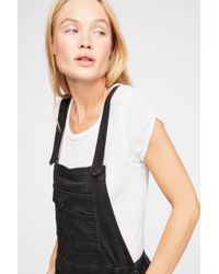 5478de7a5e Lyst - Free People Torn Up Jumper By We The Free in Gray
