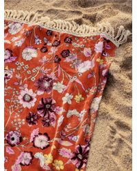Free People | Flower Child Towel | Lyst