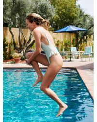 Free People - Frilla One-piece Swimsuit - Lyst