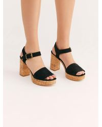 Free People - Brooke Platform By Fp Collection - Lyst
