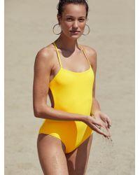 Free People - Josie One-piece Swimsuit - Lyst