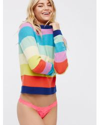 Free People | String Me A-thong | Lyst