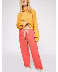 Free People - Early Bird Joggers By Intimately - Lyst