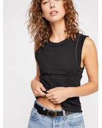 Free People - We The Free Go To Tank - Lyst