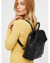 Free People | Clare Washed Backpack | Lyst