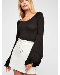 Free People - To The Tropics Top - Lyst