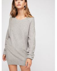 Free People - Golden Hour Cashmere Jumper - Lyst