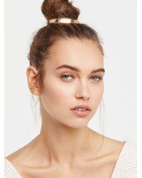 Free People - Hair Tie Cuff Bracelet - Lyst