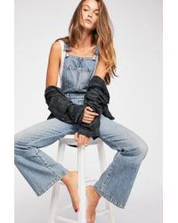 Free People - Daisey Overall By We The Free - Lyst