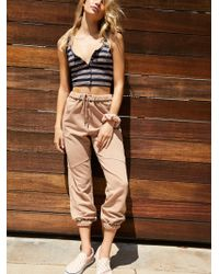Free People - Roll With It Pant - Lyst
