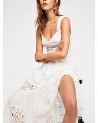 Free People - Caught Your Eye Maxi Dress - Lyst
