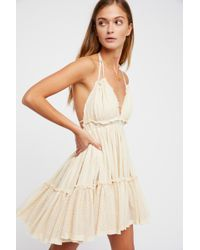 Free People - 100 Degree Mini Dress By Endless Summer - Lyst