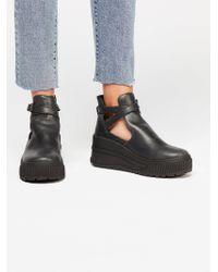 Free People - Rumor Platform Sneaker - Lyst
