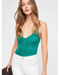 Free People - Slinking Around Cami - Lyst