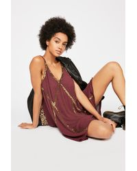 a64697157c99 Free People - In Heaven Embellished Slip By Intimately - Lyst