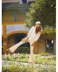 Free People | Penny Pull-on Flare | Lyst